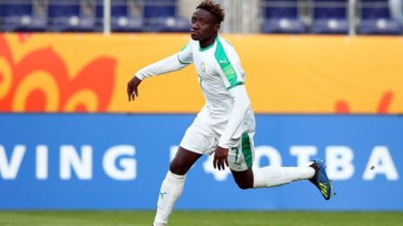 Mondial des U20 de football : un Sénégalais bat le record du but le plus rapide.
